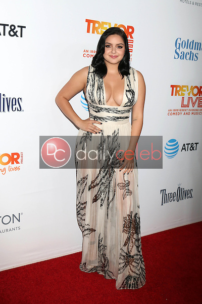 Ariel Winter<br /> at the TrevorLIVE Los Angeles 2016, Beverly Hilton Hotel, Beverly Hills, CA 12-04-16<br /> David Edwards/DailyCeleb.com 818-249-4998