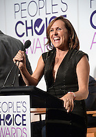 LOS ANGELES, CA. November 15, 2016: Actress Molly Shannon at the Nominations Announcement for the 2017 People's Choice Awards at the Paley Center for Media, Beverly Hills.<br /> Picture: Paul Smith/Featureflash/SilverHub 0208 004 5359/ 07711 972644 Editors@silverhubmedia.com