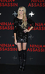 "HOLLYWOOD, CA. - November 19: Stephanie Pratt arrives at the ""Ninja Assassin"" Los Angeles Premiere at the Grauman's Chinese Theatre on November 19, 2009 in Hollywood, California."