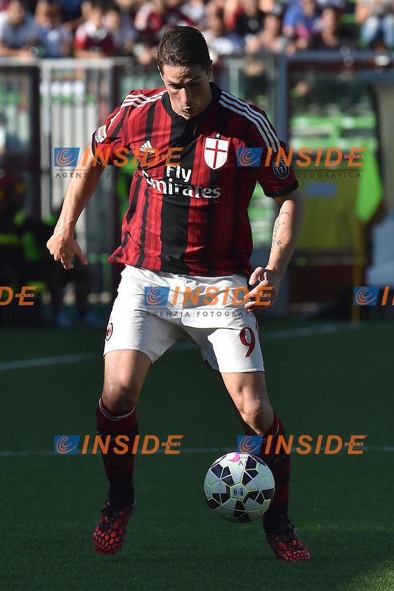 Fernando Torres Milan <br /> Cesena 28-09-2014 Stadio Dino Manuzzi, Football Calcio Serie A Cesena - Milan. Foto Andrea Staccioli / Insidefoto