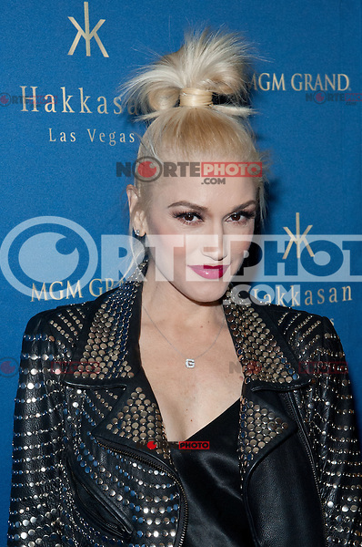 LAS VEGAS, NV - April 26 : Gwen Stefani  pictured at Hakkasan at MGM Grand in Las Vegas, NV on April 26, 2014. © Kabik/ Starlitepics /NortePhoto