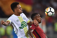 Lucas Mineiro, Gerson <br /> Roma 01-09-2017 Stadio Olimpico Football Friendly match AS Roma - Chapecoense Foto Andrea Staccioli / Insidefoto