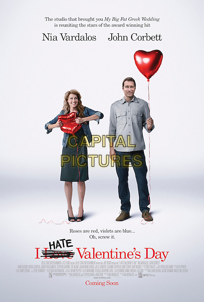 POSTER ART.in I Hate Valentine's Day.*Filmstill - Editorial Use Only*.CAP/FB.Supplied by Capital Pictures.