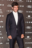 "Quim Guierrez attends the ""ICON Magazine AWARDS"" Photocall at Italian Consulate in Madrid, Spain. October 1, 2014. (ALTERPHOTOS/Carlos Dafonte) /nortephoto.com"