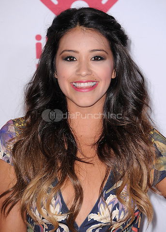 LAS VEGAS, NV - SEPTEMBER 19:  Gina Rodriguez at the 2014 iHeartRadio Music Festival at the MGM Grand Garden Arena on September 19, 2014 in Las Vegas, Nevada. PGSK/MediaPunch