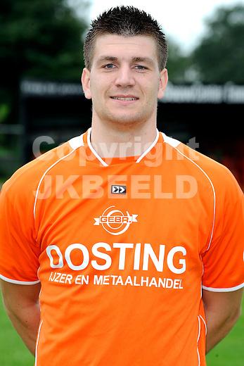 EMMEN - WKE perspresentatie topklasse zondag seizoen 2011-2012, 09-07-2011 Jan Hooiveld.