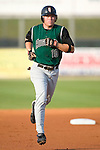 Augusta's Ben Copeland rounds the bases following his lead off home run in the top of the first inning versus the Kannapolis Intimidators at Fieldcrest Cannon Stadium in Kannapolis, NC, Saturday, June 17, 2006.