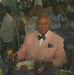 Mayor David N. Dinkins Attends The Fourth Annual Reginald F. Lewis Foundation Gala Luncheon Held at The Reginald F. Lewis Estate, East Hampton New York,  6/25/11