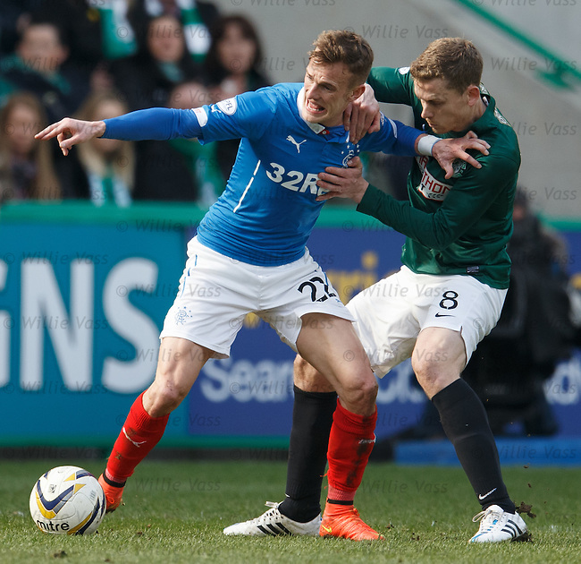 Dean Shiels and Scott Robertson