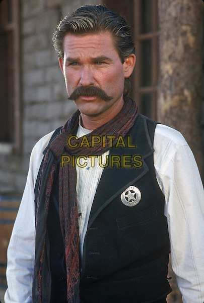 Tombstone (1993) <br /> Kurt Russell <br /> *Filmstill - Editorial Use Only*<br /> CAP/KFS<br /> Image supplied by Capital Pictures
