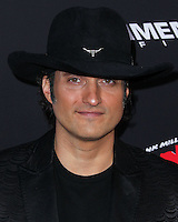 HOLLYWOOD, LOS ANGELES, CA, USA - AUGUST 19: Robert Rodriguez at the Los Angeles Premiere Of Dimension Films' 'Sin City: A Dame To Kill For' held at the TCL Chinese Theatre on August 19, 2014 in Hollywood, Los Angeles, California, United States. (Photo by Xavier Collin/Celebrity Monitor)