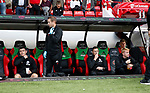 Sheffield Utd backroom staff during the Championship match at Bramall Lane, Sheffield. Picture date 26th August 2017. Picture credit should read: Simon Bellis/Sportimage