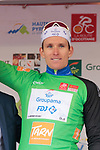 Arnaud Demare (FRA) Groupama-FDJ wins Stage 2 and takes over the points Green Jersey of the Route d'Occitanie 2019, running 187.7km from Labruguière to Martres-Tolosane, France. 21st June 2019<br /> Picture: Colin Flockton | Cyclefile<br /> All photos usage must carry mandatory copyright credit (© Cyclefile | Colin Flockton)