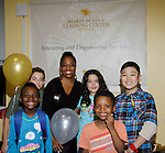 03-09-16 Rhonda Ross - Hearts of Gold Learning Center Ribbon Cutting, Semiperm, NY, NY
