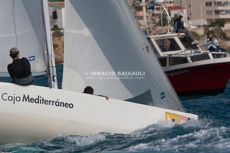XV Gran Premio Cam Liga de Vela de Match Race de la Comunidad Valenciana