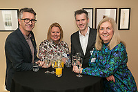 Left to right are Sean Akins of Bildurn, Louise Morris of J Tomlinson Chris Roper of John Pye Properties and Dianne Allen of Gemini PR & Marketing