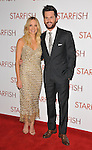 "Joanne Froggatt and Tom Riley at the ""Starfish"" UK film premiere, Curzon Mayfair cinema, Curzon Street, London, England, UK, on Thursday 27 October 2016. <br /> CAP/CAN<br /> ©CAN/Capital Pictures"