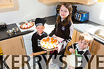 Getting ready for their bake sale taking place Sunday March 29th 11am -1pm in St Brendan's Community Centre, Ballymacelligott are pupils from Nohoval national school, Ballymac. Pictured were Liam O Rahilly, Roisin Reidy and Fionn Enright
