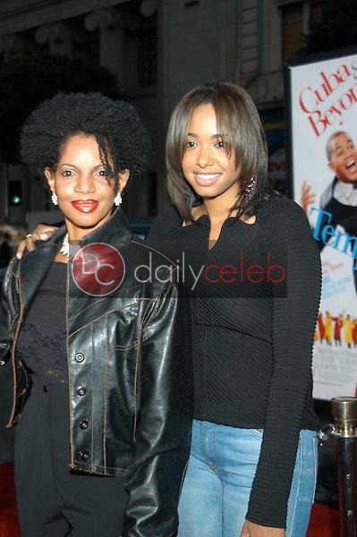 Melba Moore and daughter Charli