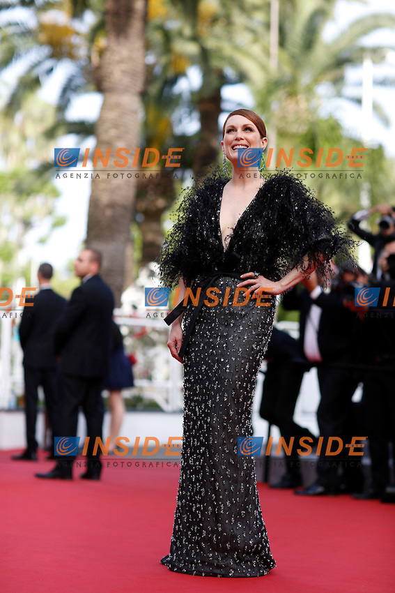 Julianne Moore <br /> Festival del Cinema di Cannes 2015<br /> Foto Panoramic / Insidefoto