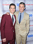 Matt Bomer and Simon Halls attends The HBO L.A. Premiere of The Normal Heart held at The WGA in Beverly Hills, California on May 19,2014                                                                               © 2014 Hollywood Press Agency