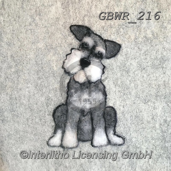 Simon, REALISTIC ANIMALS, REALISTISCHE TIERE, ANIMALES REALISTICOS, innovative, paintings+++++SharonS_MiniSchnauzer,GBWR216,#a#, EVERYDAY dogs,breeds of dog,