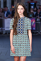 Raffey Cassidy at the London Film Festival 2017 screening of &quot;The Killing of a Sacred Deer&quot; at Odeon Leicester Square, London, UK. <br /> 12 October  2017<br /> Picture: Steve Vas/Featureflash/SilverHub 0208 004 5359 sales@silverhubmedia.com