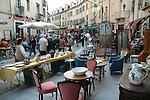 Il Balon, mercato delle pulci a porta palazzo.