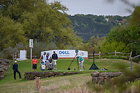 Sergio Garcia (ESP) watches his tee shot on 11 during day 4 of the WGC Dell Match Play, at the Austin Country Club, Austin, Texas, USA. 3/30/2019.<br /> Picture: Golffile | Ken Murray<br /> <br /> <br /> All photo usage must carry mandatory copyright credit (© Golffile | Ken Murray)