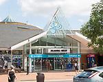 Reading West motorway service station, Moto, Reading, Berkshire, England, UK