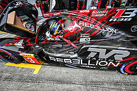 #3 REBELLION RACING (CHE) REBELLION R13 GIBSON LMP1 MATHIAS BECHE (CHE) THOMAS LAURENT (FRA) GUSTAVO MENEZES (USA)