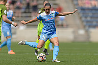 Bridgeview, IL - Sunday June 04, 2017: Vanessa DiBernardo during a regular season National Women's Soccer League (NWSL) match between the Chicago Red Stars and the Seattle Reign FC at Toyota Park. The Red Stars won 1-0.