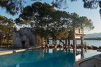 Europe/France/2A/Corse du Sud/Porto-Vecchio: Le Belvédère,  La piscine