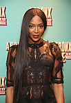 Naomi Campbell attends the Broadway Opening Night After Party for 'A Bronx Tale' at The Marriot Marquis Hotel on December 1, 2016 in New York City.