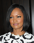 Garcelle Beauvais attends the 85th Anniversary of The Helping Hand of Los Angeles Mother's Day Luncheon presented by Cedars Sinai at the Beverly Hilton Hotel May 9, 2014.