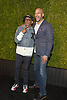 Spike Lee and Keegan- Michael Key attends the Chanel Tribeca Film Festival Artists Dinner on April 23, 2018 at Balthazar Restaurant in New York, New York, USA.<br /> <br /> photo by Robin Platzer/Twin Images<br />  <br /> phone number 212-935-0770