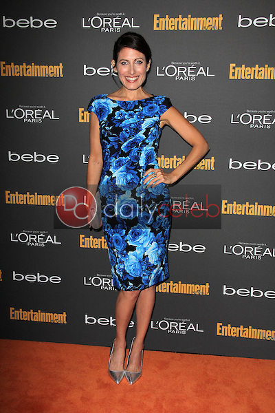 Lisa Edelstein<br /> at the 2013 Entertainment Weekly Pre-Emmy Party, Fig& Olive, Los Angeles, CA 09-20-13<br /> David Edwards/Dailyceleb.com 818-249-4998