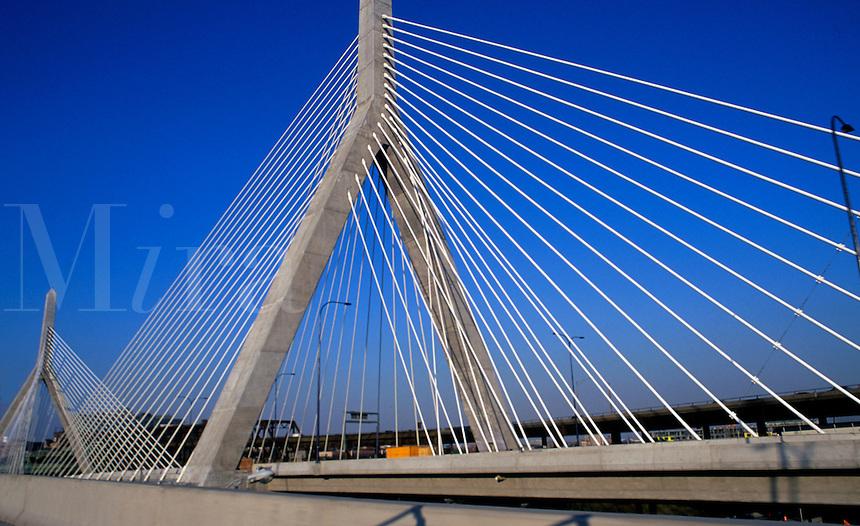 Zakim Bunker Hill Bridge, Boston, MA