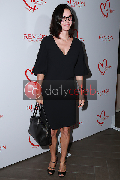 Courteney Cox<br />