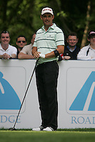 Padraig Harrington waits to drive on the 17th tee during the third round of the 2008 Irish Open at Adare Manor Golf Resort, Adare,Co.Limerick, Ireland 17th May 2008 (Photo by Eoin Clarke/GOLFFILE)