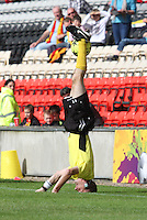 Partick Thistle v Queen of the South 270811