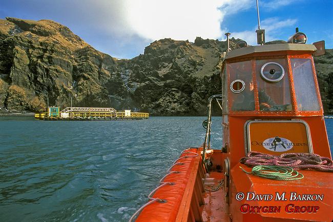 Ocean Futures Boat