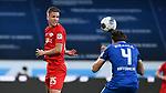 v.l. Dani Olmo (Leipzig), Ermin Bicakcic (Hoffenheim).<br /> <br /> Sport: Fussball: 1. Bundesliga: Saison 19/20: 31. Spieltag: TSG 1899 Hoffenheim - RB Leipzig, 12.06.2020<br /> <br /> Foto: Markus Gilliar/GES/POOL/PIX-Sportfotos