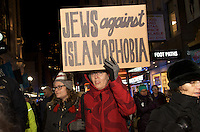 Anti Islamophobia Chanukah solidarity  12.21.16