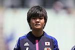 Tomoko Muramatsu (JPN), .JUNE 17, 2012 - Football / Soccer : .International Friendly match between .Japan 1-0 U.S.A.at Nagai Stadium, Osaka, Japan. (Photo by Akihiro Sugimoto/AFLO SPORT) [1080]