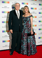 Robert Barnett and Rita Braver arrive for the formal Artist's Dinner honoring the recipients of the 40th Annual Kennedy Center Honors hosted by United States Secretary of State Rex Tillerson at the US Department of State in Washington, D.C. on Saturday, December 2, 2017. The 2017 honorees are: American dancer and choreographer Carmen de Lavallade; Cuban American singer-songwriter and actress Gloria Estefan; American hip hop artist and entertainment icon LL COOL J; American television writer and producer Norman Lear; and American musician and record producer Lionel Richie. Photo Credit: Ron Sachs/CNP/AdMedia