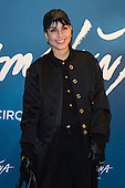 London, UK. 19 January 2016. Swedish actress Noomi Rapace. Celebrities arrive on the red carpet for the London premiere of Amaluna, the latest show of Cirque du Soleil, at the Royal Albert Hall.