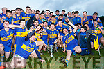 St Senans Celebrate after winning the North Kerry Championship for the first time in their history