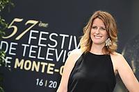 Anne DECIS - Photocall 'PLUS BELLE LA VIE' - 57ème Festival de la Television de Monte-Carlo. Monte-Carlo, Monaco, 18/06/2017. # 57EME FESTIVAL DE LA TELEVISION DE MONTE-CARLO - PHOTOCALL 'PLUS BELLE LA VIE'