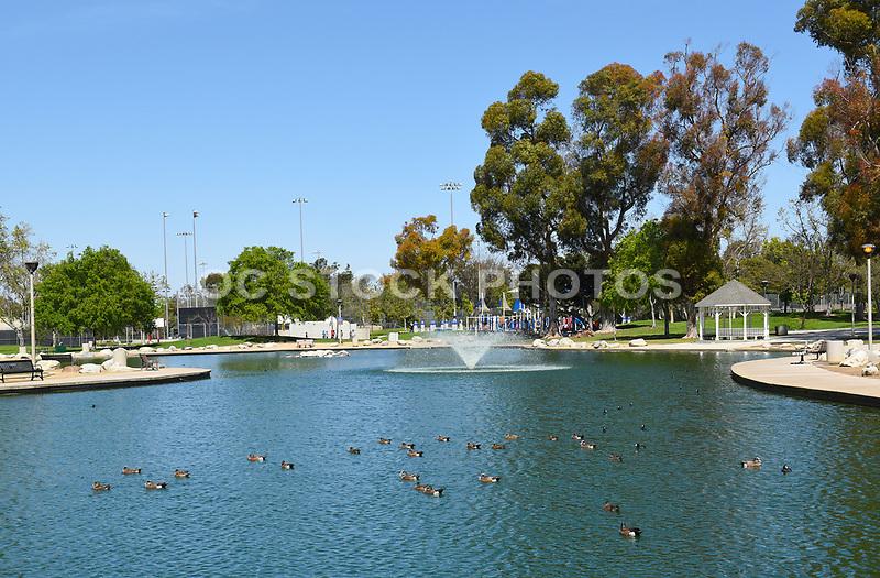 Heritage Park Lake